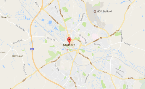 scrap car removals stafford