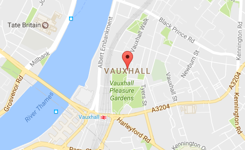 scrap car removals vauxhall