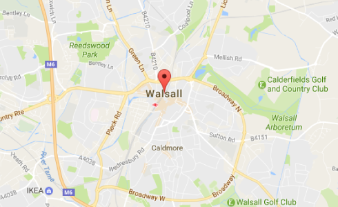 scrap car removals walsall